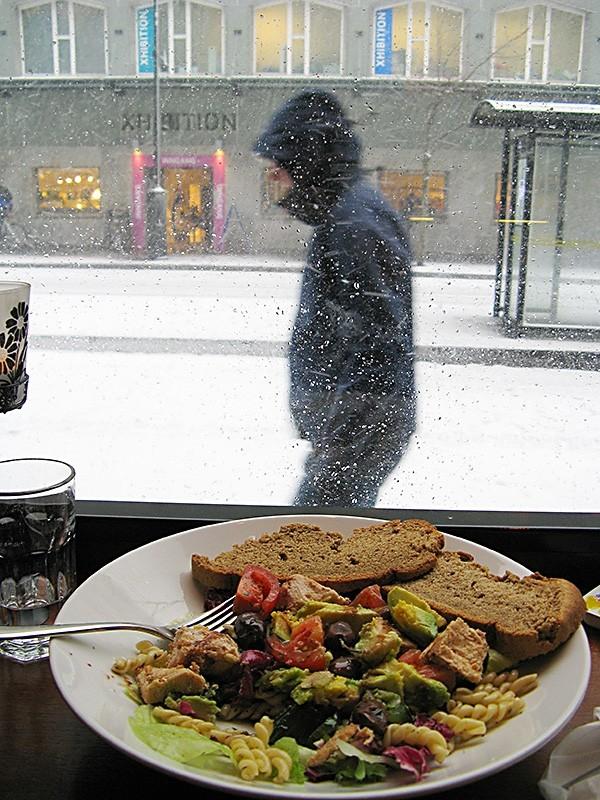 Lunch in Bergen