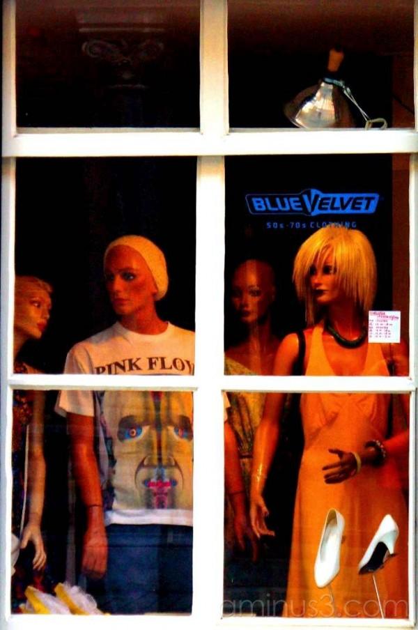 Shop window Breda