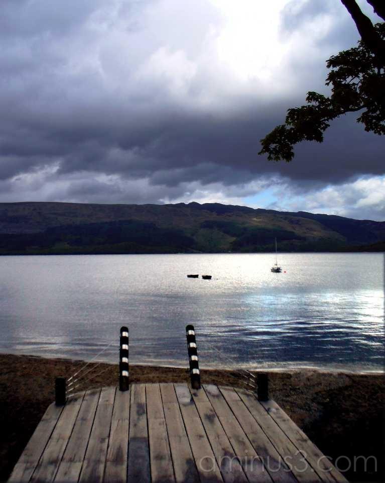 Scottish Loch INverary