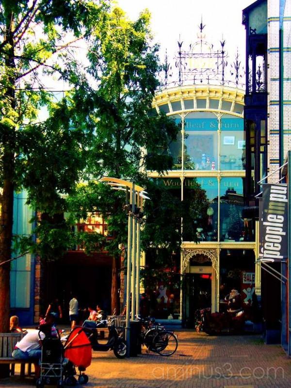 Old square den haag