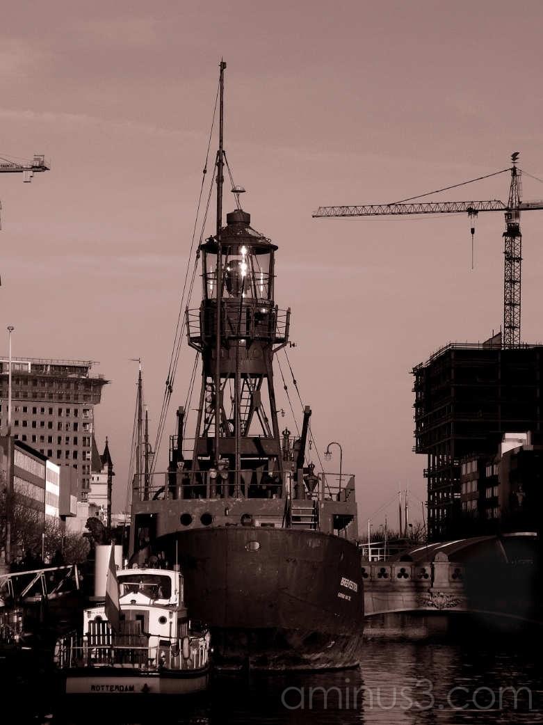 lightship rotterdam