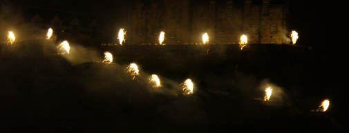 Fireworks Edinburgh Festival 2008