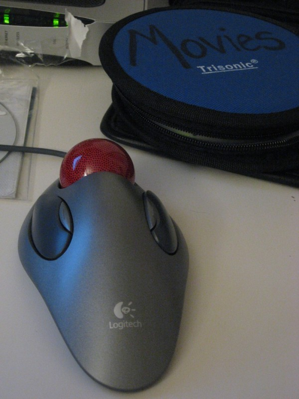 new mouse