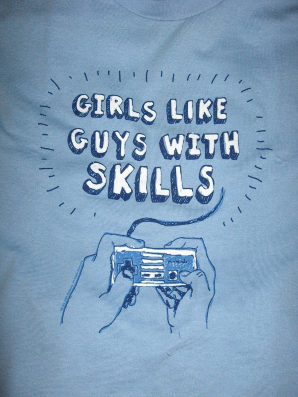 Girls Like Guys with Skills