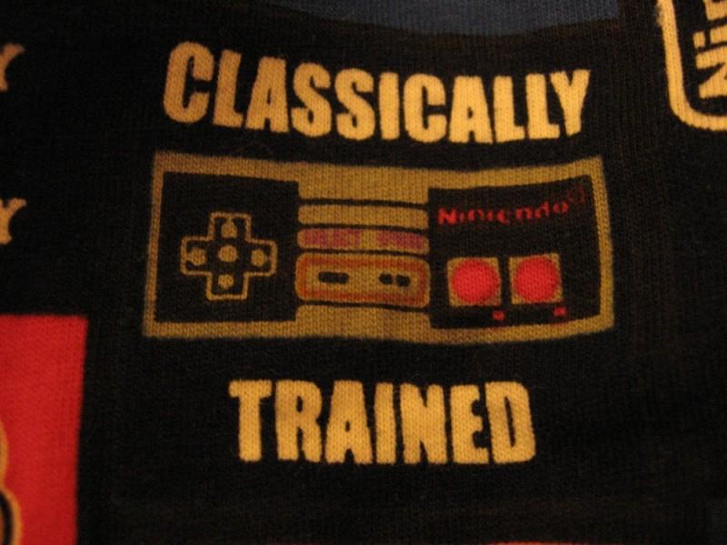 classically trained nes nintendo