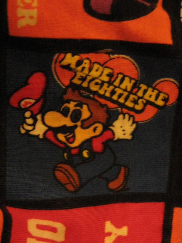 mario made in the 80's