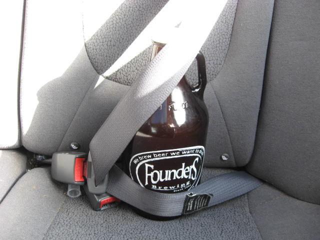 Get the beer home safe