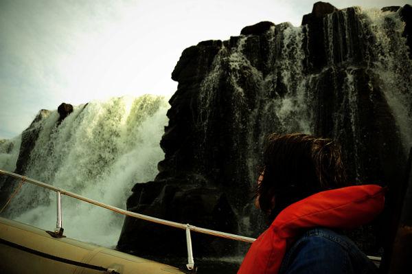Saltos del Moconá, Misiones. (c) Guillermina Ruiz