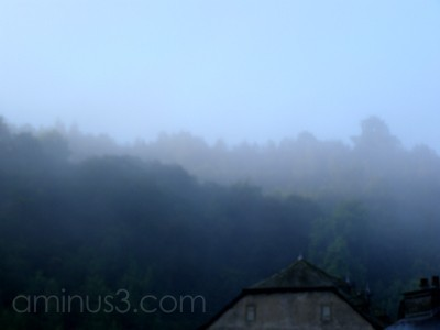 Summer morning in Luxembourg