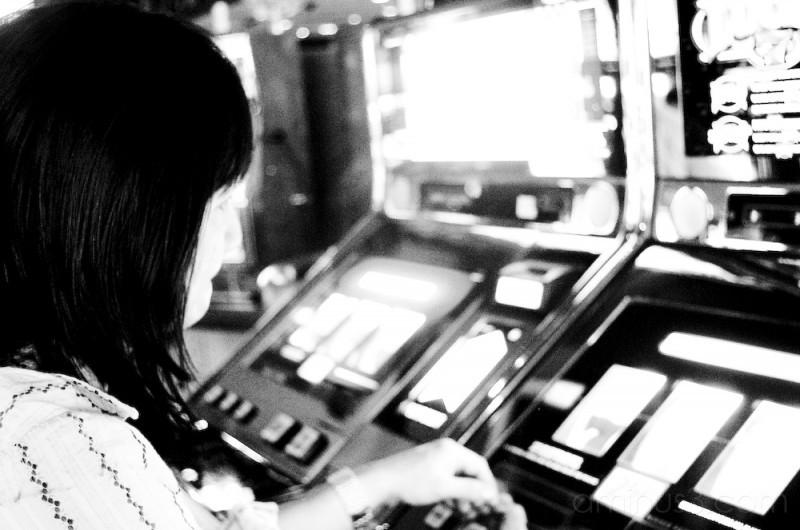 Gambling Woman