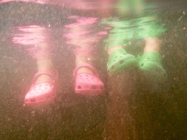Chillin' Feet