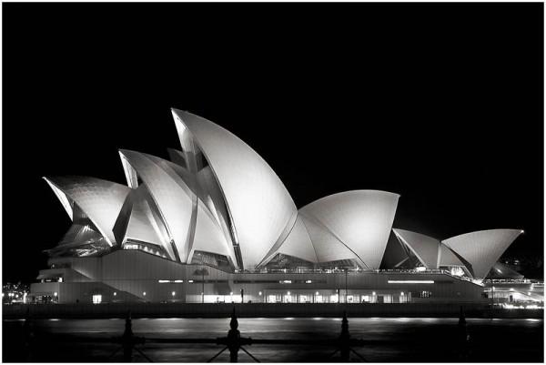 Sydney Opera House, Friday 29th June 2007