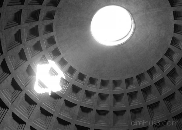 Pantheon's dome