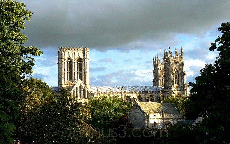 York Minster. 2
