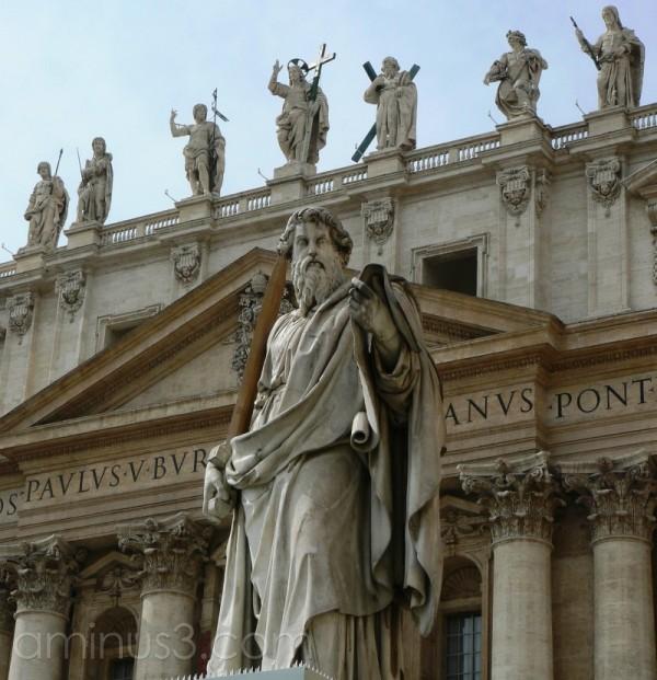 Vatican City, Rome.