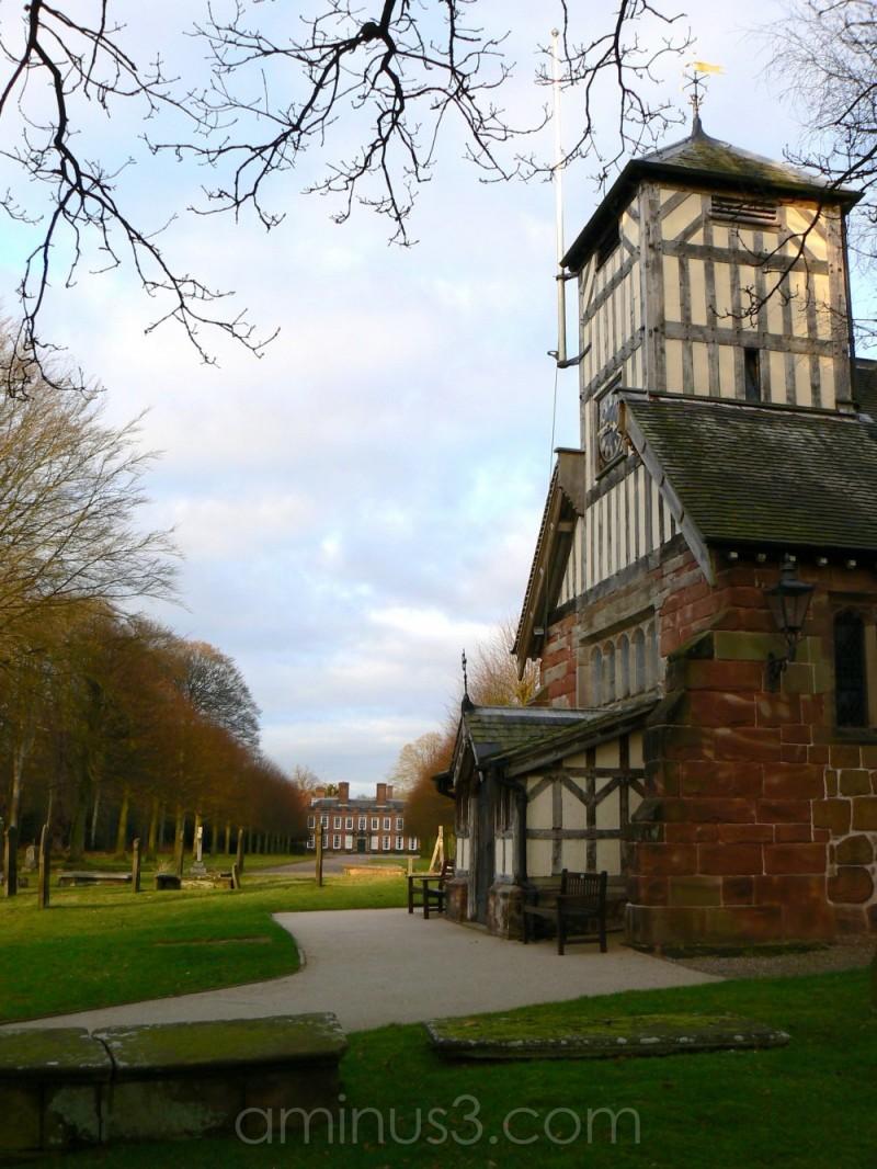 Whitmore Parish Church.