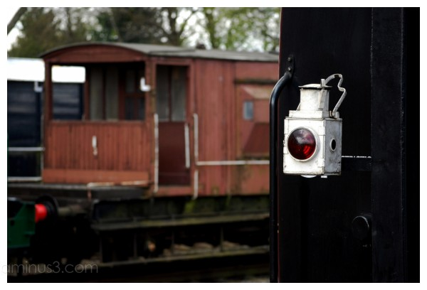Carriage Lamp.