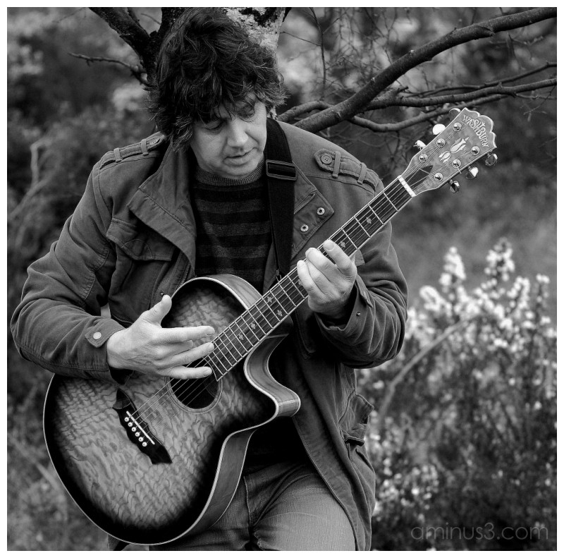 The Guitar Man.