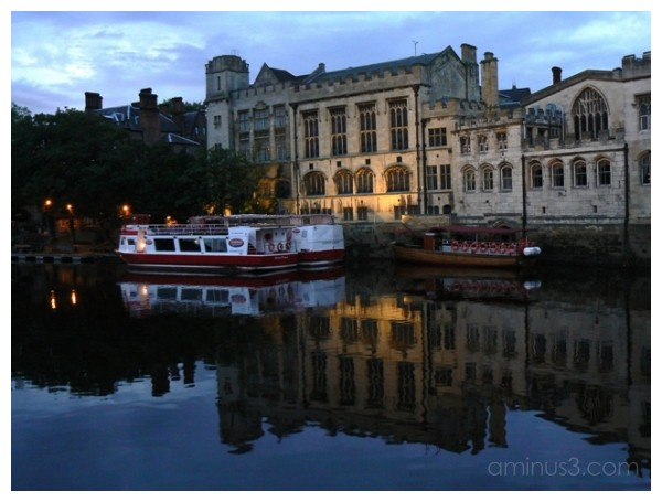 Twilight in York