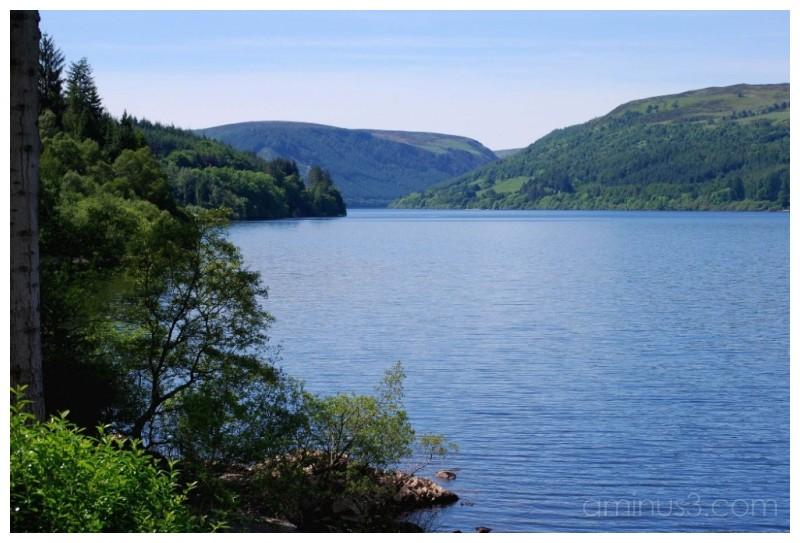 Lake Vyrnwy.