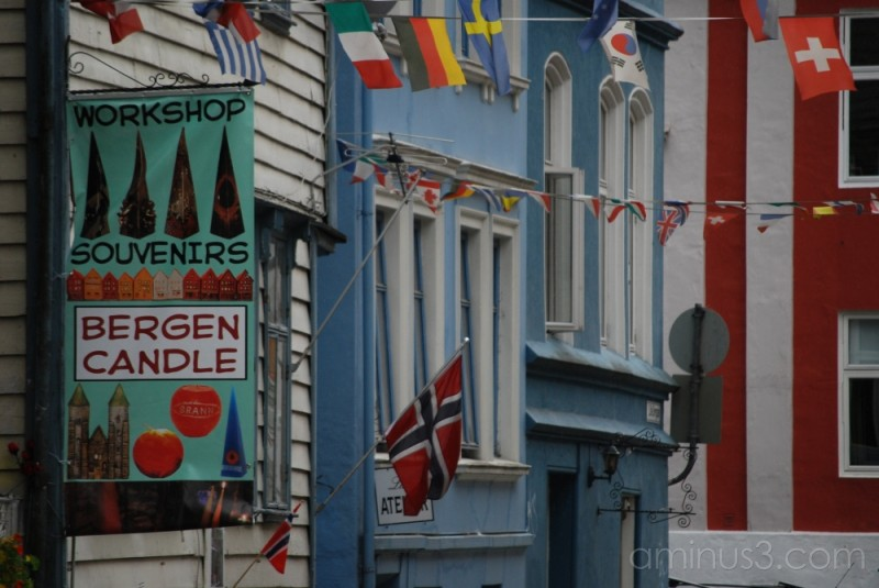 Colourful Bergen