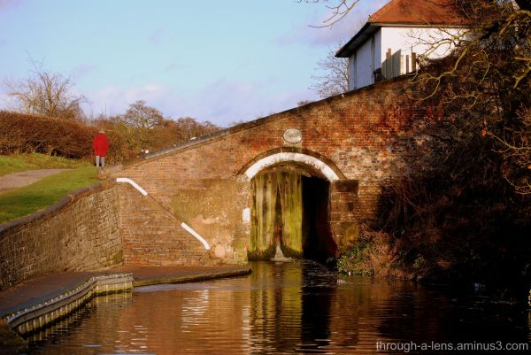 Staffs and Worcs Canal Bumblehole Lock.