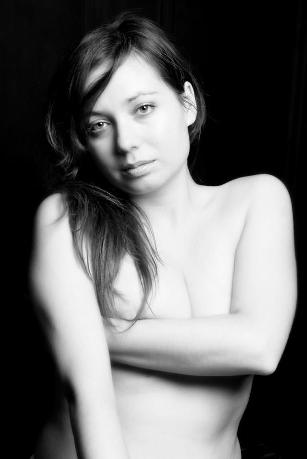 Portrait, Wuhan, studio, nude, people, China