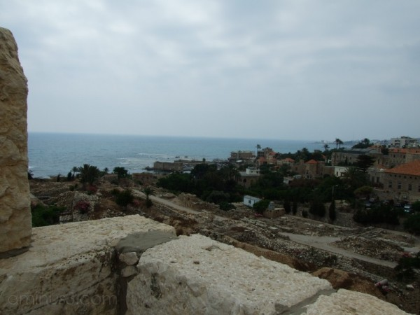 another view on byblos