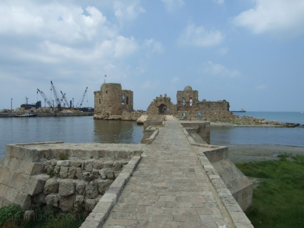 Some impressions from Sidon I