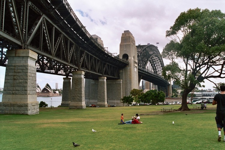 View from Luna Park
