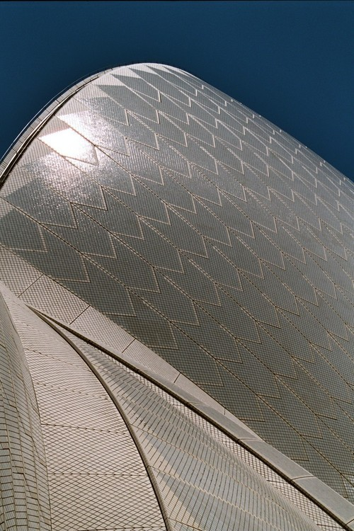 Panel of the Opera House