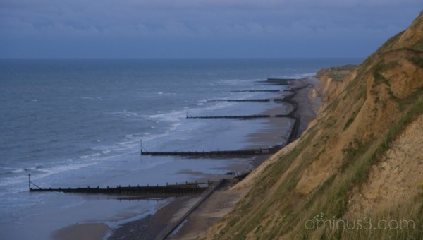 Looking East from Sheringham