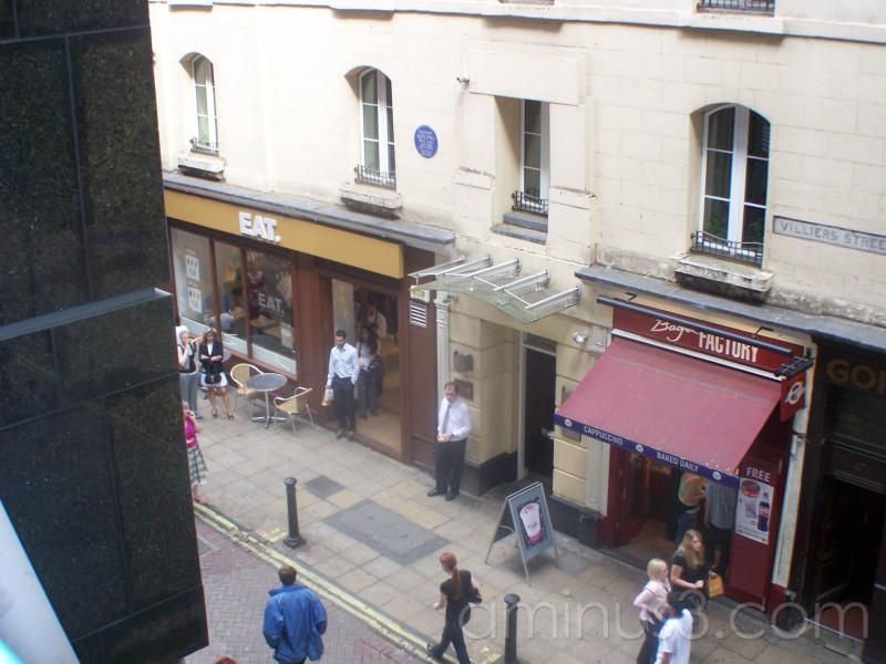 Villers Street, London