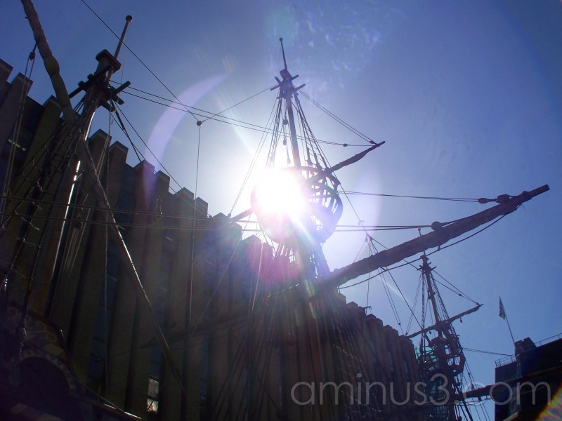 You light up my mast!!!