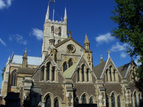 Southwark Cathedral (2)