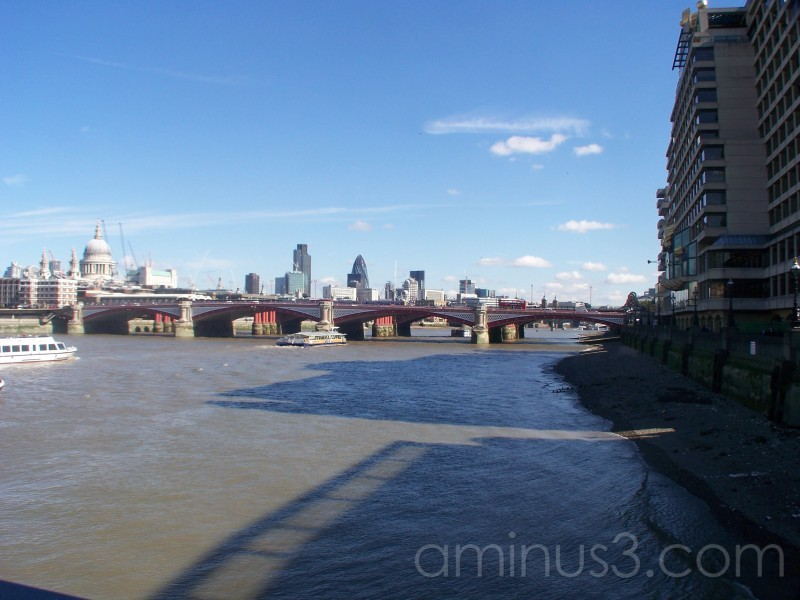 From the side of Thames