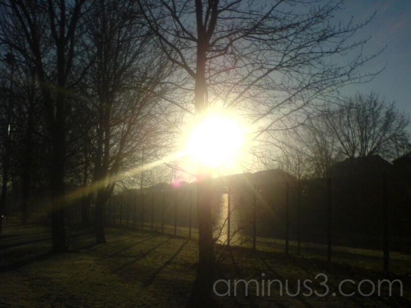 Sun Rise #3 (Experiment)