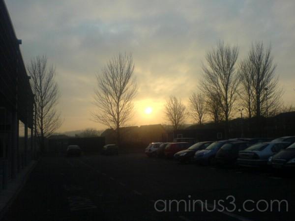 Sun Rise # 5