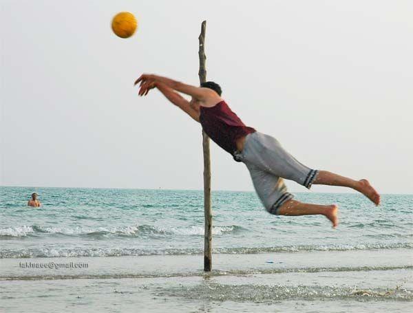 sea football