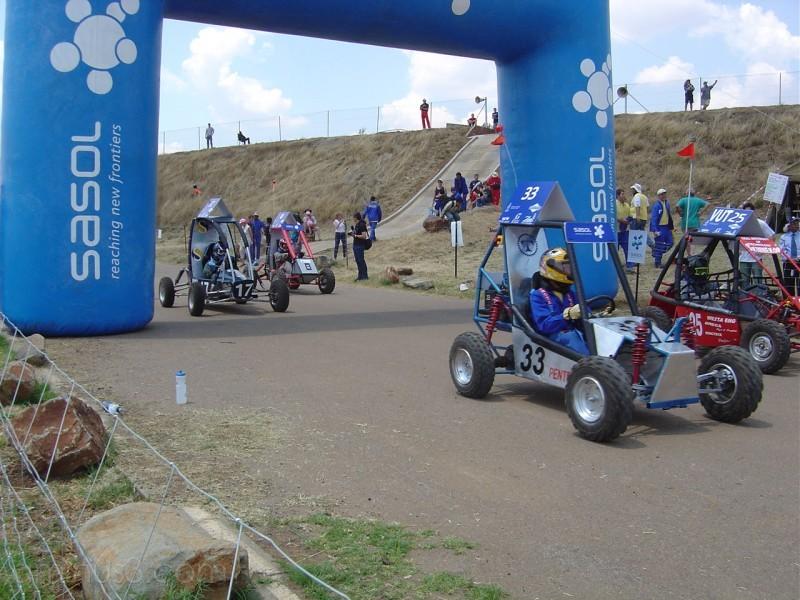 Sasol Mini Baja Competitions