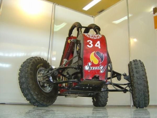 IUT MiniBjaja (Baja SAE) 2005