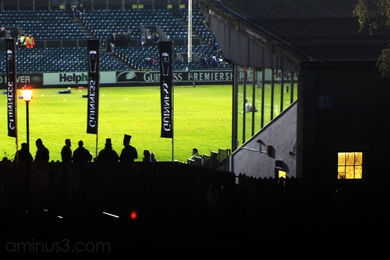 Bath Rugby Club Twilight