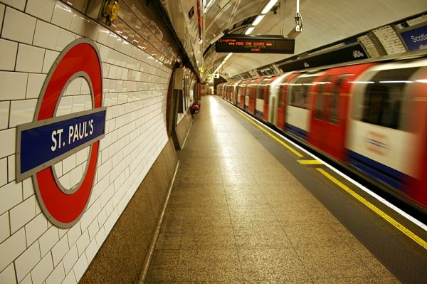 Good service on Central line (In transit #3)