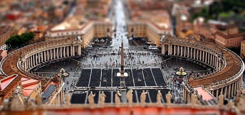 Miniature Vatican