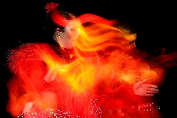 Flamenco in Las Carboneras #2