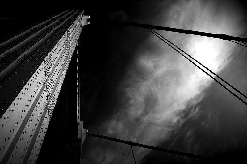 Erzsébet Bridge #2