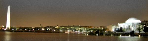 Washington Monument & Jefferson Memorial