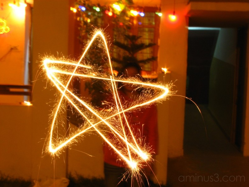 Sparkling Starr.......