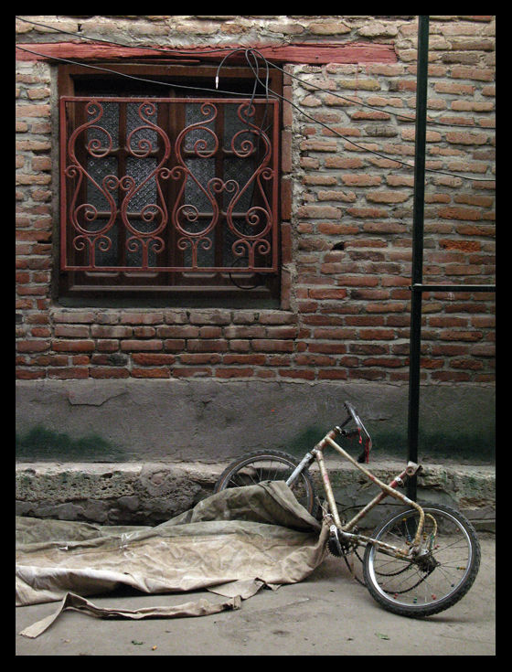 Childhood,bike