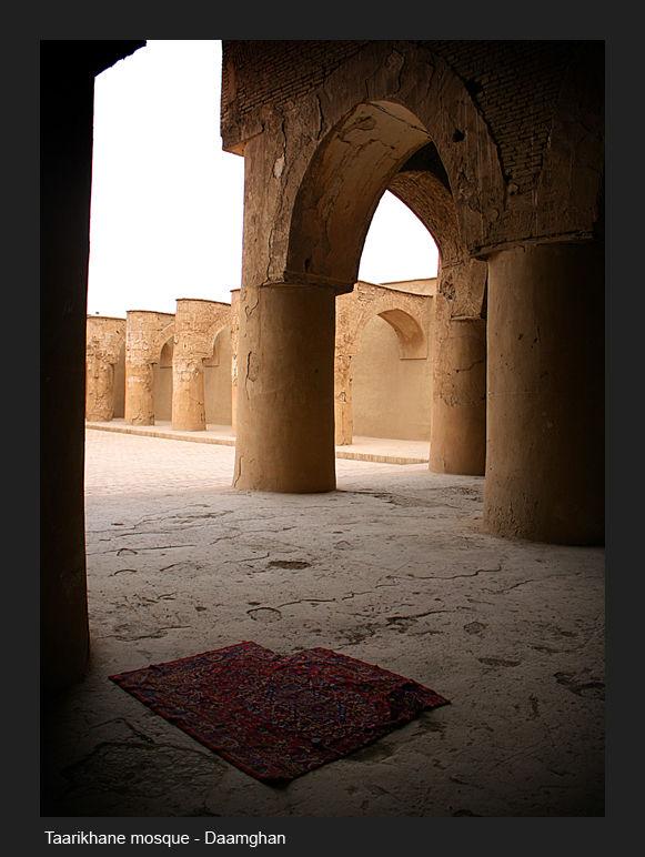 Tarikhane-Damghan